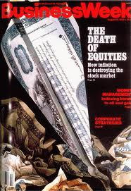 Death of Equities, a contrarian perspective helps
