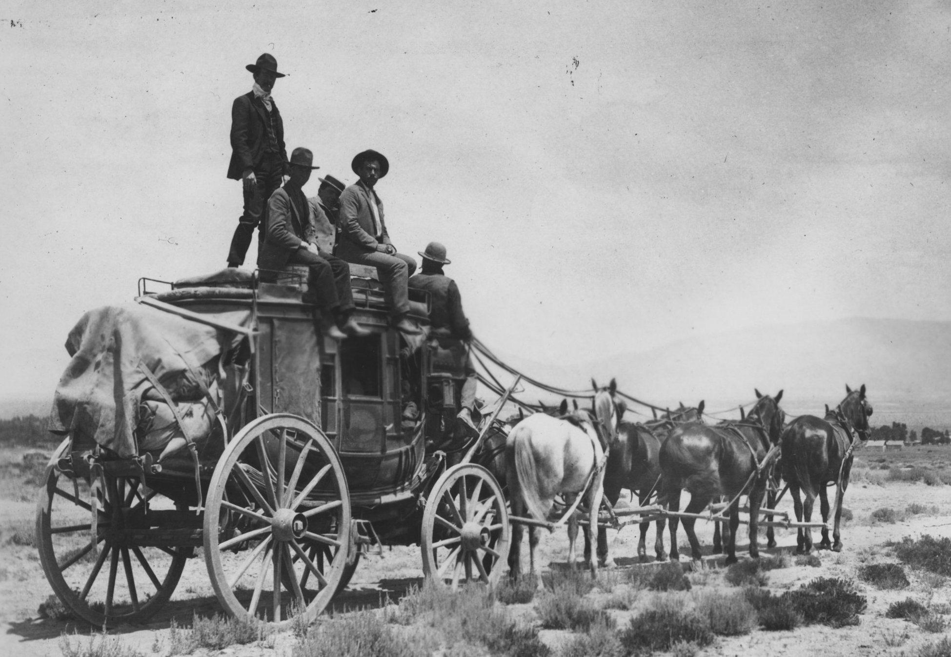 stagecoach analysis