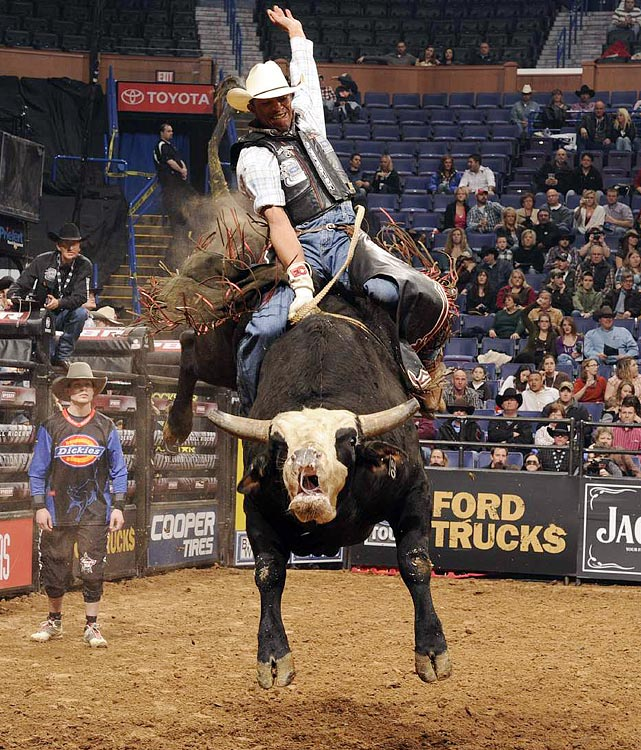 a look at professional rodeo With 33 rodeos in 13 states, pete carr produces the most professional rodeo cowboys association-sanctioned events than any other stock contractor in the.