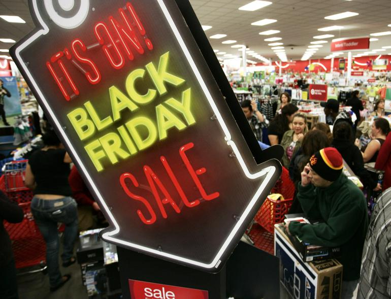 image for Black Friday Cometh