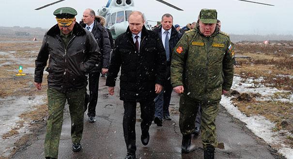 Image for Putin Warning