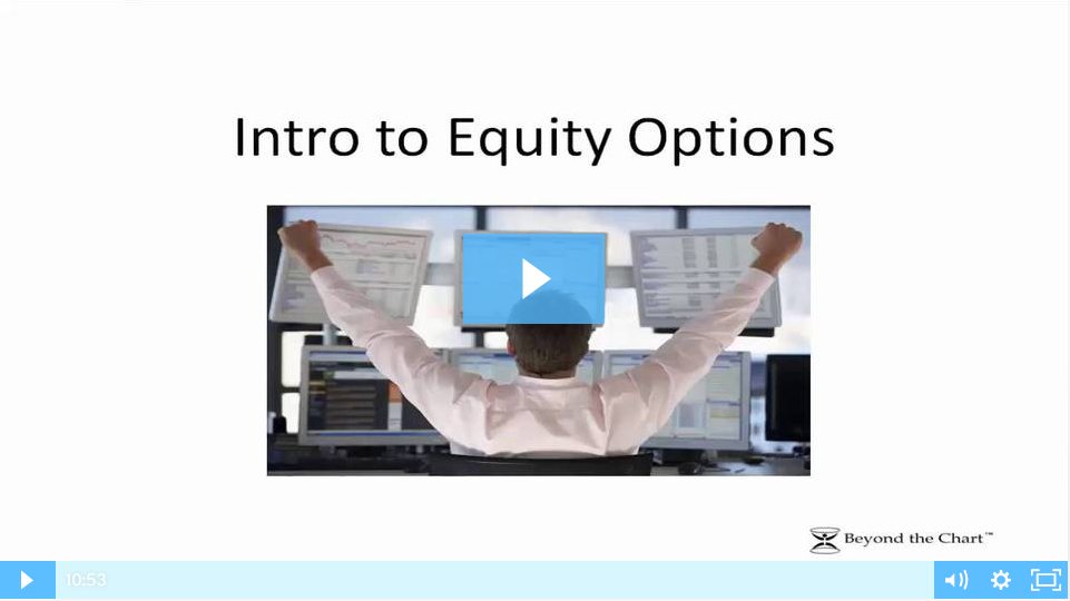 intro to equity options